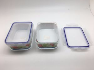 Food Grade Plastic Lunch Box pictures & photos