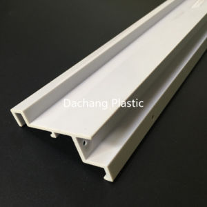 High Polished Plastic Extrusion Profile for Air Filtration Accessories pictures & photos