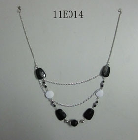 2014 Fashion Jewelry Necklace, Crystal Necklaces Jewelry