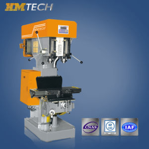 Vertical, Twin-Spindle Drilling and Tapping Machine Tool (ZS4150*2)