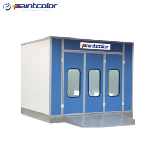 Economical Price Powder Coating Spray Booth (PC14-S400) pictures & photos
