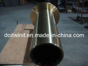 Flanged Brass Rubber Bearing
