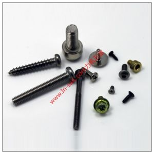 DIN Stainless Steel Socket Head Cap Screws pictures & photos