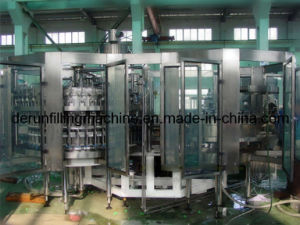 Carbonated Soft Drinks Filling Machine (DR)