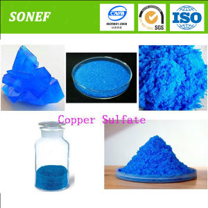 Industial/Agricultural Grade Copper Sulfate pictures & photos