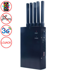 GSM CDMA Dcs PCS 3G GPS Lojack Mobile Phone Signal Breaker Jammer Isolator pictures & photos