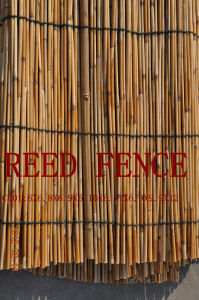 Reed Fence - 2