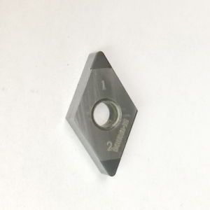 55 Degree Clip-Type Cnctungsten Steel Cemented Carbide Indexable Insert pictures & photos