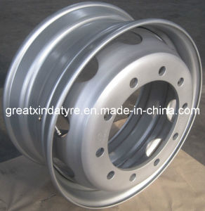 High Quality Steel Wheel 22.5 (22.5X8.25 22.5X9.00) pictures & photos