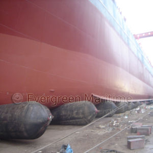 Marine Rubber Ship Airbag for Ship Launching, Landing, Lifting pictures & photos