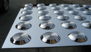Stainless Steel Tactile Indicator Mat (XC-MDB6005) pictures & photos