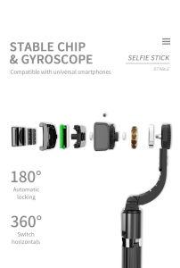 3-Axis Foldable Gimbal Stabilizer Handheld Gimbal