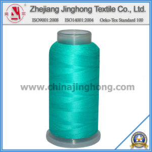Dyed Dull Rayon Filament Thread