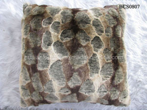 Luxury Faux Fur Cushion (BCS0807)