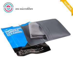 Full Colour Printing Microfiber Lens Cleaning Cloth