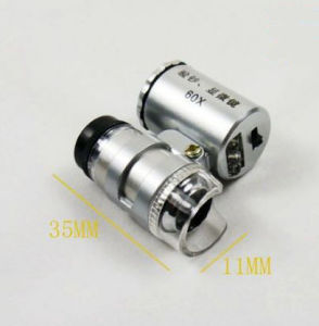 60X Pocket Microscope (MG 9882) pictures & photos