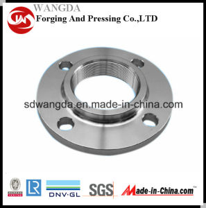 DIN/ASME Carbon Steel a 105 PT/NPT Threaded Flange pictures & photos