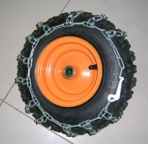 15′′ Stainless Tyre Chains for Snow Tyre