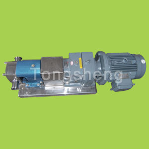 CE Approved Stainless Steel Rotary Lobe Pump (ZB3A)