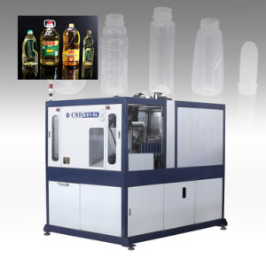 CE Approved With Pet Two-Stage Automatic Blow Molding Machine (CSD-AX1-5L) pictures & photos