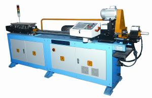 CNC chipless pipe cutting machine