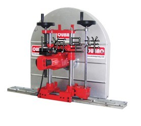 320mm Hand-Operated Wall Cutter Machine (OB-800) pictures & photos