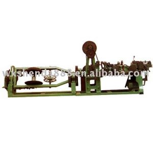 Ce Certified Simple Design Barbed Wire Making Machine pictures & photos
