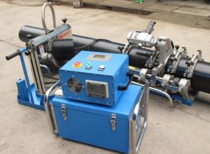 Butt Fusion Welding Machine for HDPE/PP Pipe ISO and CE Certificated