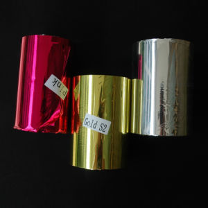 Metallic Yarns Lurex Yarn Metalized Film Glitter Powder pictures & photos