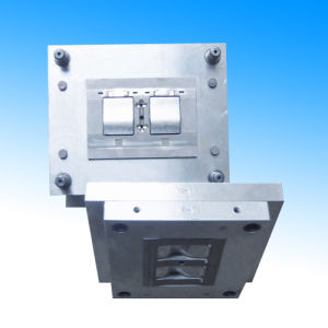 Harvell Electrical Plastic Switch Mould Supplier, Switch Plastic Injection Mould pictures & photos