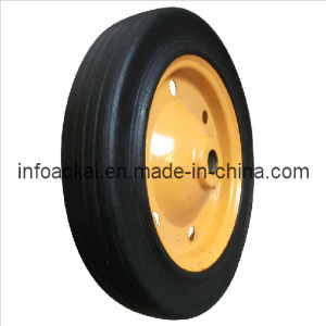 Rubber Powder Wheel 13*3