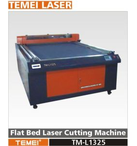 Laser Flat Bed Cutter (TM-L1325)