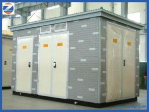 Prefabricated Mobile Substation Electrical Transmission