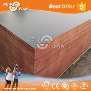 Top Film Faced Plywood Panel for Formwork Shutter pictures & photos