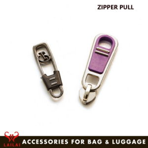 Personalized Metal Alloy Pvc Hard Rubber Zipper Pulls Kids For Rolling Backpack