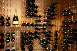 Wine Cellar Bar Rods Home Wooden Rack Pegs