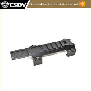MP5 G3 Long Scope Mount with 20mm Rail for Riflegun pictures & photos
