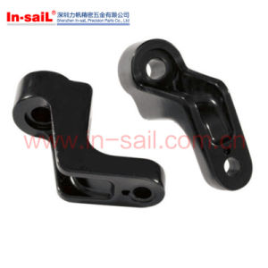 Black Plastic Brackets Manufacturing Hardware in China pictures & photos