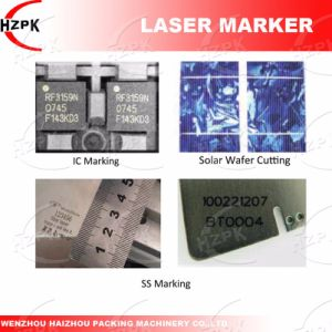 Hzlf -20 Product-Line Type Fiber Laser Marker Marking Machine From China pictures & photos