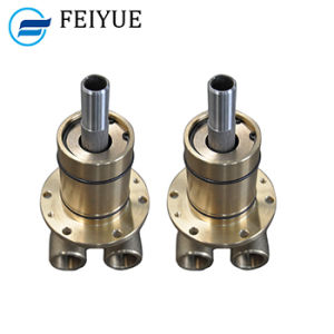 Steelmaking Plant Embedded Water Rotating Union Air Swivel Joint Coolant  Rotary Joint