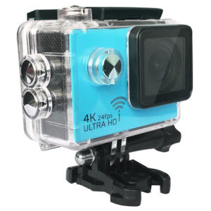 High Quality! 4K Mini Digital Camera 2 TFT 8X Zoom Smile Capture Anti-Shake Video Camcorder