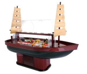 Salad Bar Commercial Kitchen Equipment Display Fridge