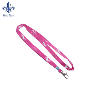 Personalized Custom Logo Printed Lanyard China Factory Wholesale pictures & photos