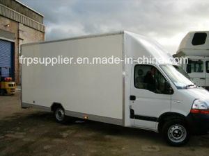 FRP Cargo Truck Body, Refrigerated Tuck Body pictures & photos