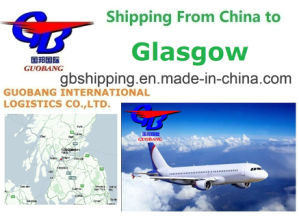 Air Freight Services From China to Glasgow
