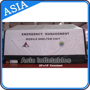 Large Inflatable Medical Tent for Red Cross pictures & photos