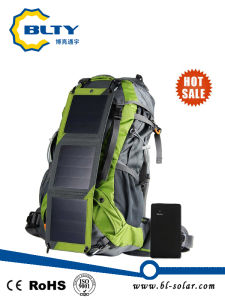 Power Panel Charger Solar Backpack for Cycling and Camping pictures & photos