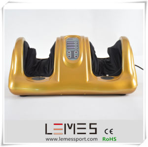 110V/220V Biological Electro Magnetic Shiatsu Roller Wave Pulse Foot Massager pictures & photos