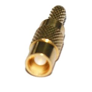 MCX Female Golden Plated RF Connector (MCX-K2)