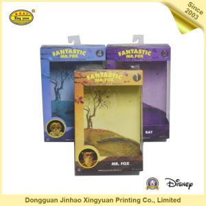 Fantastic Mr Fox Packaging Box with UV Window (JHXY-PP0013)